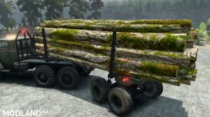 Texture log with moss v 1.0 (v03.03.16)