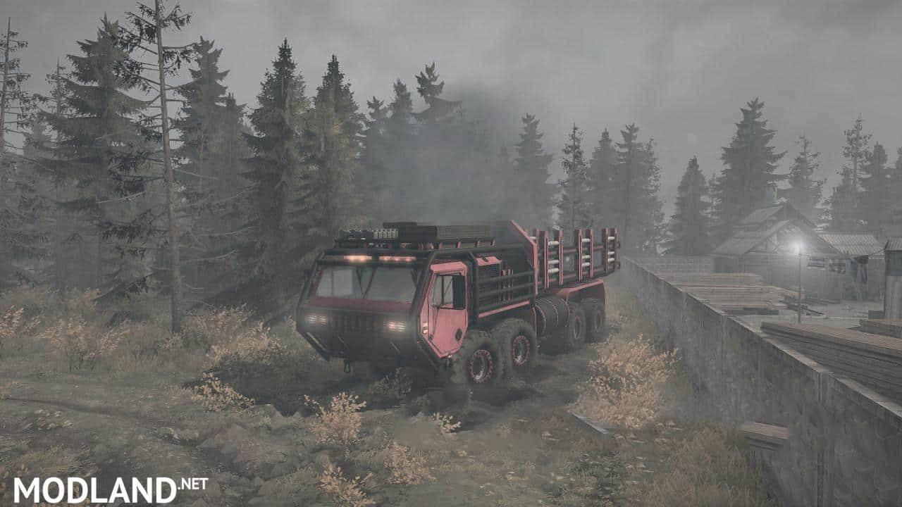 HUNTSMAN2 TRUCK