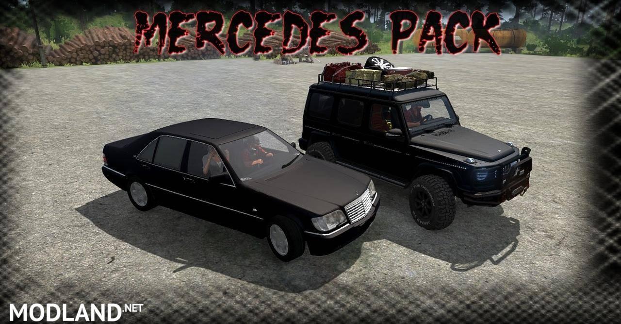 MERCEDES PACK