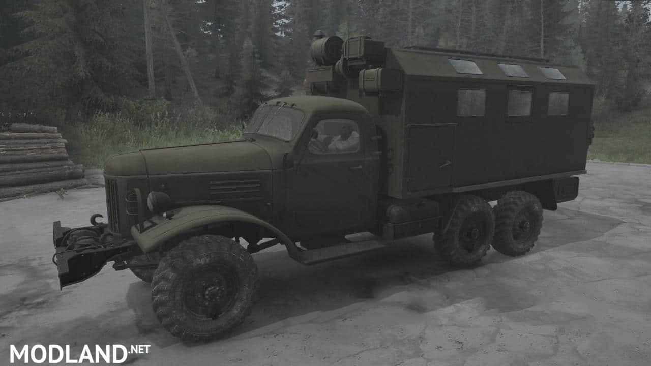 "ZIL-157 ""BABAI"" TRUCK"