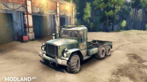 Army Truck M35A2