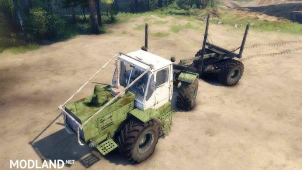 HTZ T-150K Timber