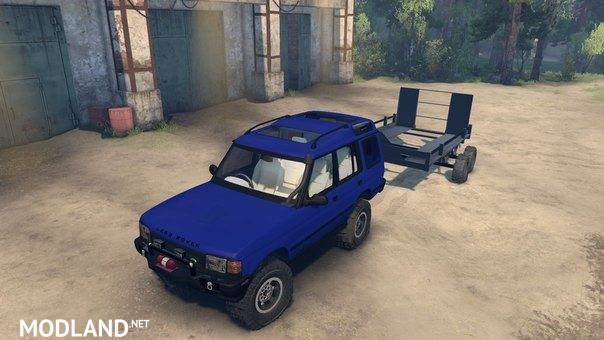 LandRover Discovery 1997