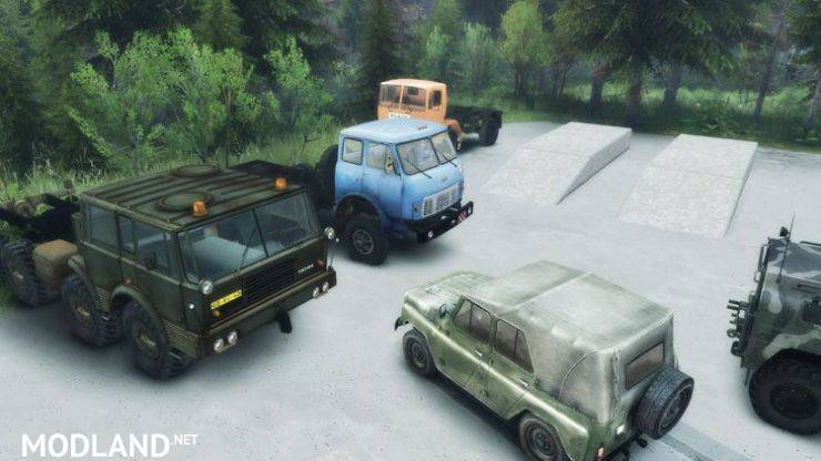Vehicles Mods Pack