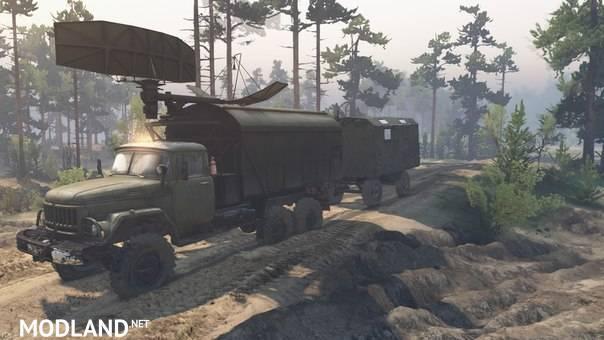 Zil 131 Diesel – SpinTires 8.11.15