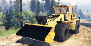 Kirovets K 702 v2.0 for Spin Tires, 3 photo