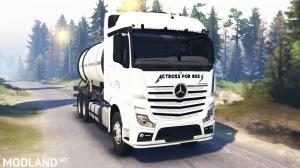 Mercedes-Benz Actros MP4 v2.0, 1 photo