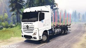 Mercedes-Benz Actros MP4 v2.0, 3 photo