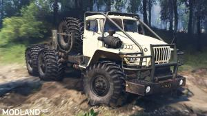 Ural 4320-10 Tungus v3.0, 3 photo
