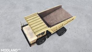 BelAZ 540 v1.2 - Spintires: MudRunner, 1 photo