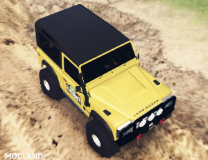 Land Rover Defender 90 for Spin Tires, 2 photo