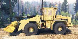 Kirovets K 702 v2.0 for Spin Tires, 4 photo