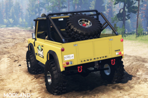 Land Rover Defender 90 for Spin Tires, 3 photo