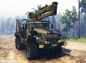 Ural 4320-10 Phantom