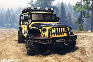Jeep Wrangler edited by Raylight, 2 photo