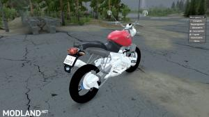 Motocycle BMW - SPIN TIRES V03.03.16