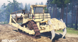 Caterpillar D9 for Spintires 2014, 2 photo