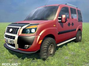 FIAT DOBLO OFFROAD v 1.0, 1 photo