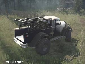 International Pickup - Spintires: MudRunner, 1 photo