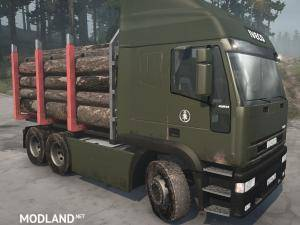 Iveco Eurotech V.1 - Spintires: MudRunner, 2 photo