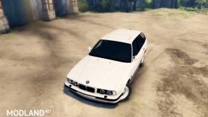 BMW e34 525iX Touring v.1.0, 2 photo