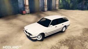 BMW e34 525iX Touring v.1.0