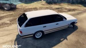BMW e34 525iX Touring v.1.0, 3 photo