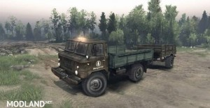 GAZ 66 Diesel