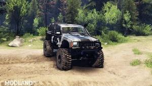 Jeep Cherokee XJ v 1.3 Camo, 1 photo