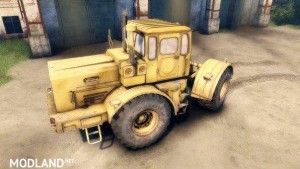 Kirovets K-700, 1 photo