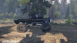 KWK Ford-F100 v 1.0 – SpinTires 8.11.15, 4 photo