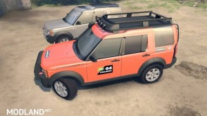 Landrover Discovery 3 Pack, 4 photo
