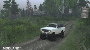 SID 1977 International Scout II – SpinTires 23.10.15 & 8.11.15, 3 photo