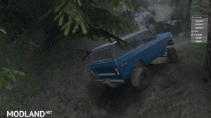 SID 1977 International Scout II – SpinTires 23.10.15 & 8.11.15, 4 photo