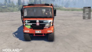 Tatra 815 Dakar, 2 photo