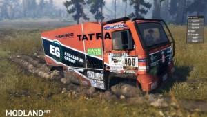 Tatra 815 Dakar, 1 photo
