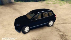 Volkswagen Touareg, 1 photo