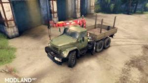 ZIL-131 Diesel