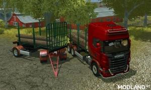 Scania R730 timber v 1.0, 1 photo