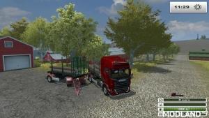 Scania R730 timber v 1.0, 4 photo