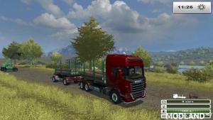 Scania R730 timber v 1.0, 5 photo