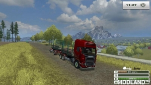 Scania R730 timber v 1.0, 3 photo