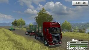 Scania R730 timber v 1.0, 2 photo