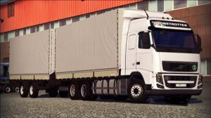 Volvo FH13 + Trailer