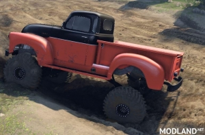 51 Chevy Pickup UMT V 1.0