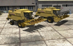 New Holland TF 78 v 1.0 More Realistic