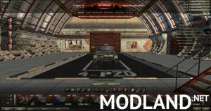 Premium Hangar 4 PZD v 0.8.11, 2 photo