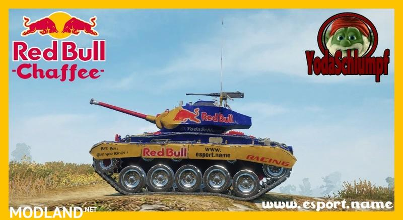 RedBull Race Tank