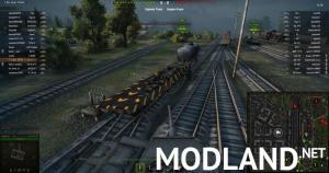 Visible Rail Wagons v 0.9.1, 6 photo