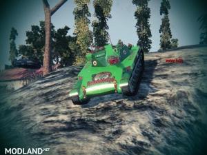 Race Tank v 0.9.3, 5 photo